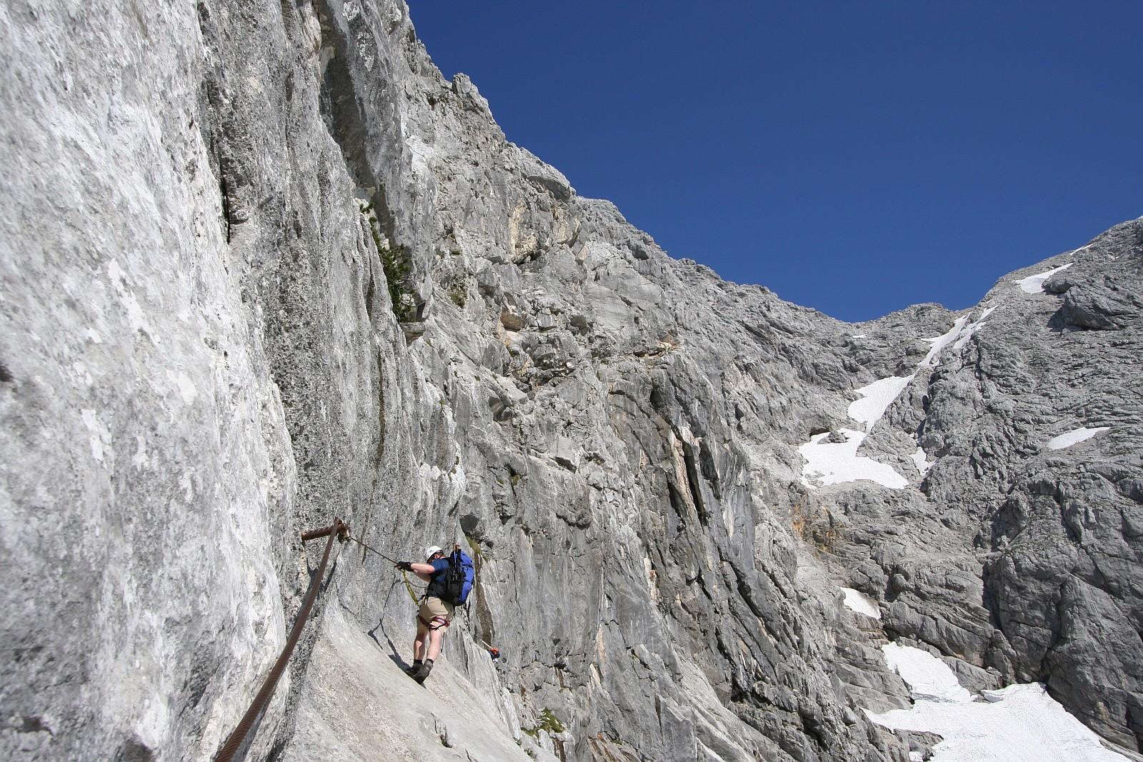 Klettersteig Priel : Bert rinesch steig auf den großen priel beans blog