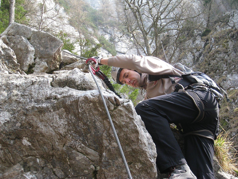 Klettersteig Hochlantsch : Hochlantsch klettersteig reloaded beans